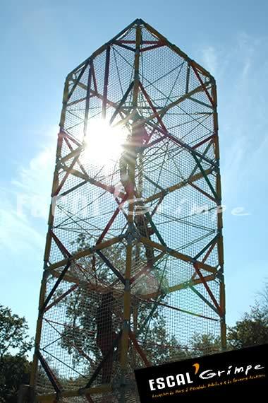 Photo de Cage à Grimper (8m)