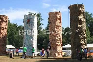 Extrêmement ESCAL'Grimpe > Location de Murs d'Escalade Mobiles, de Parcours  YR36