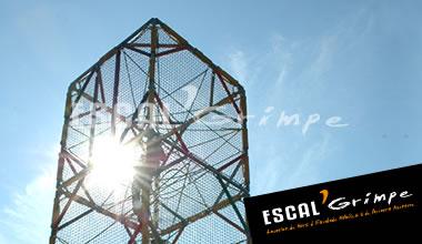 Photo de nos Cage à Grimper (8m)